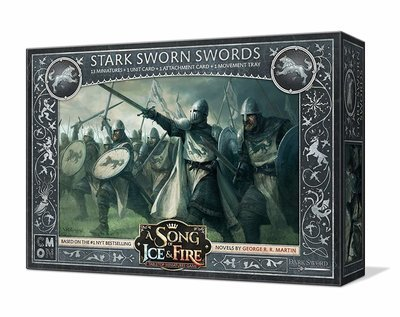 A Song of Ice and Fire Stark Sworn Swords