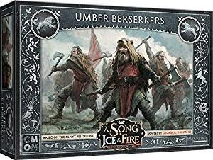 A Song of Ice and Fire Umber Berserkers ERFQZXNWRQWTG