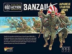 Banza Japanese Starter Army