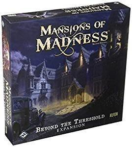 Mansions of Madness (2nd Edition): Beyond the Threshold Expansion