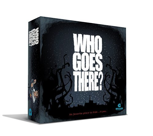 Who Goes There 3B6EHAD325MAM