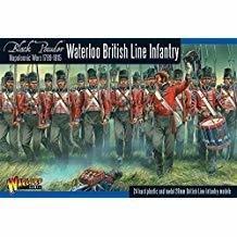 Waterloo British Line Infantry