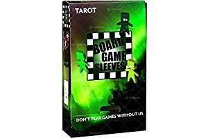 Board Games Sleeves - Non-Glare - Tarot 01G2QQVDBWZ5M