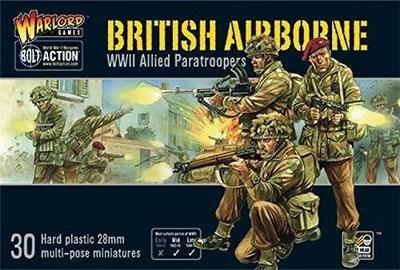 Bolt Action British Airbone