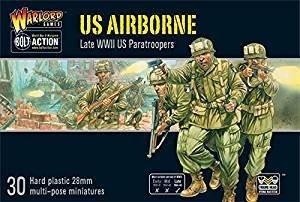 Bolt Action US Infantry