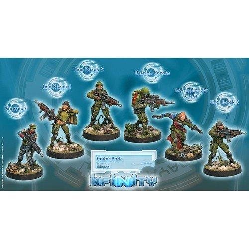 Infinity: Ariadna - Starter Pack