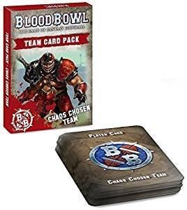 Blood Bowl: Team Card Pack – Chaos Chosen