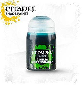 Citadel Shade: Coelia Greenshade ST2G5WBQRD9FM