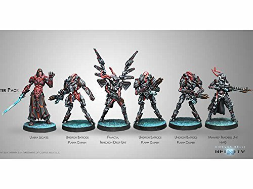 Infinity: Combined Army Starter Pack TDD04EX7NFW1J