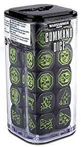 Warhammer 40,000 Dark Imperium Command Dice