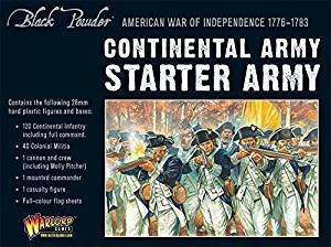 Continental Army Starter