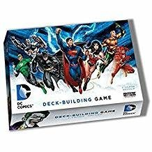 DC COMICS DECK GAME