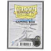 Dragon Shield Gaming Box Silver