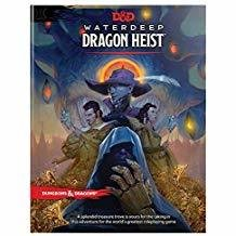 Dungeons and Dragons RPG: Waterdeep- Dragon Heist
