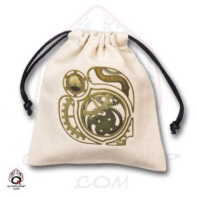 Q-Workshop Steampunk Dice Bag