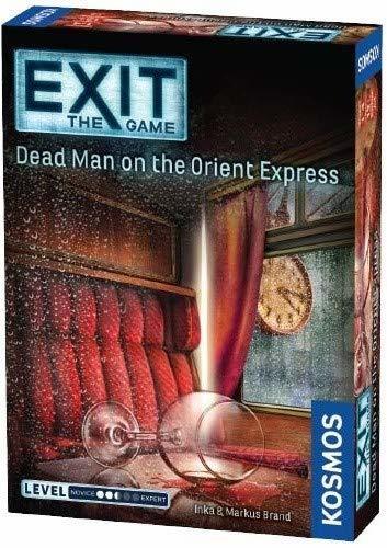 Exit Dead Man On The Orient Express S498J8CNQ7MVP