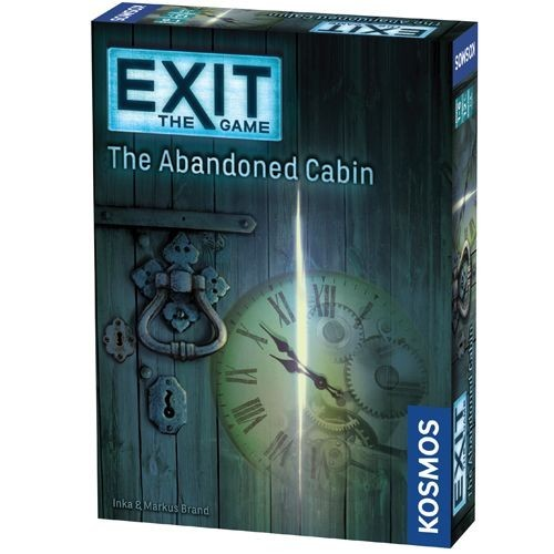Exit The Abandoned Cabin N1P2Q1MP1PC1G