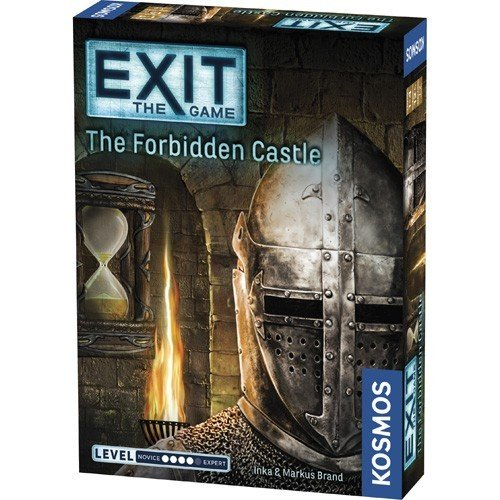 Exit The Forbidden Castle