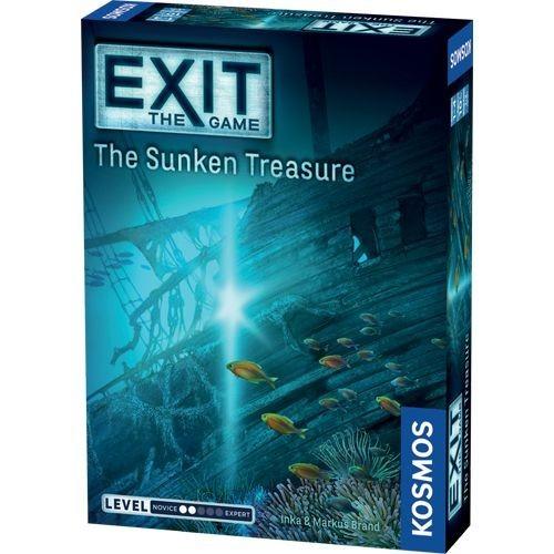 Exit The Sunken Treasure XP5K7KF6KSHZ0