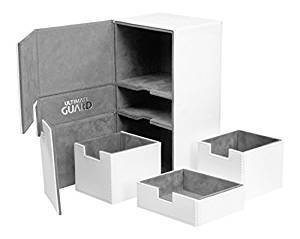 Ultimate Guard Flip N Tray Twin 200+ White