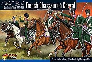 Black Powder French Chasseurs