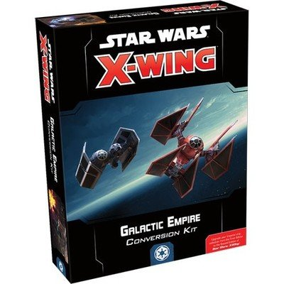 X-wing Second Edition Galactic Empire Conversion