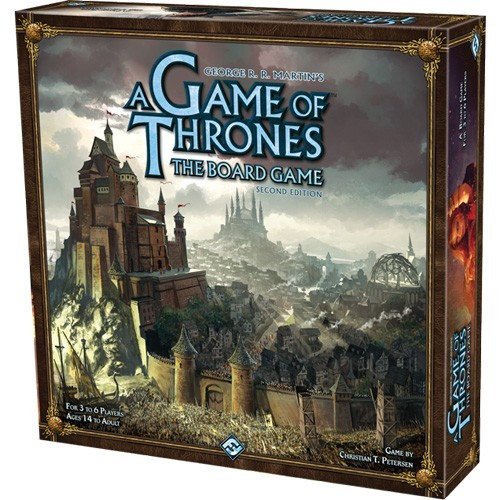 A Game Of Thrones Board Game 1CC7V1SSXR2GJ