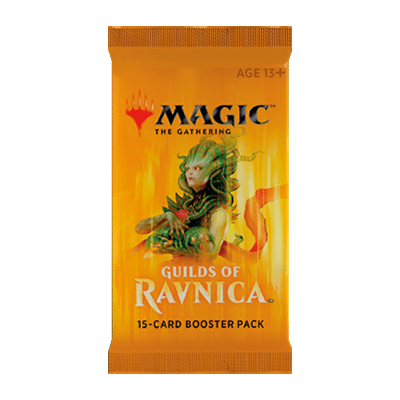 Guilds Of Ravnica Booster P3QWCD5WSRZ0T