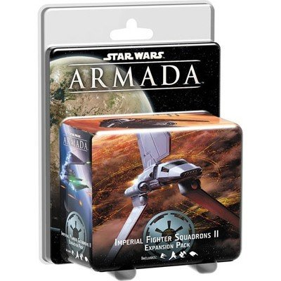 Star Wars Armada Imperial Fighter Squadrons II