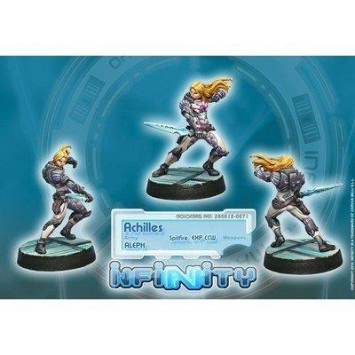Infinity: ALEPH Achilles (Spitfire, EXP CCW)