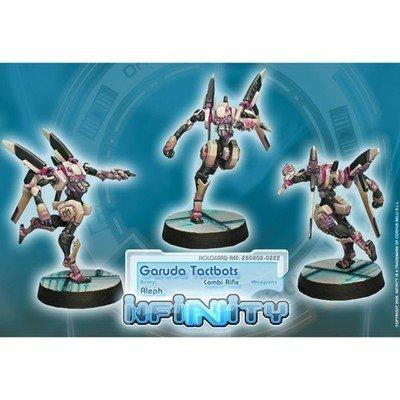 Infinity: ALEPH Garuda Tactbots (Combi Rifle)