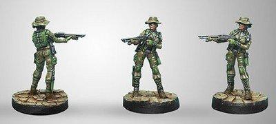 Infinity: Ariadna Foxtrot Rangers (Boarding Shotgun)