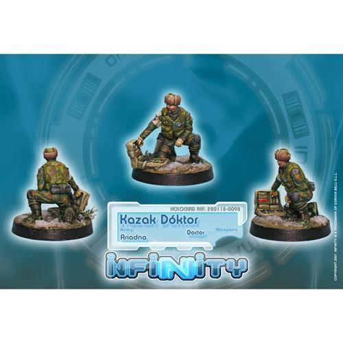 Infinity: Ariadna Kazak Doktor (Doctor) QHQQ392BRYH3G
