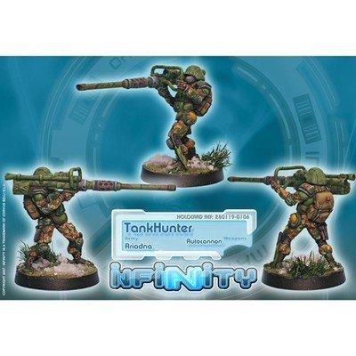 Infinity: Ariadna TankHunter (Autocannon)