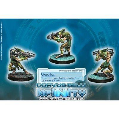 Infinity: Combined Army Gwailos (Heavy Rocket Launcher)