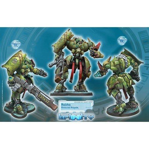 Infinity: Combined Army Raicho Armored Brigade