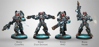 Infinity: Combined Army Rodok, Armed Imposition Detachment
