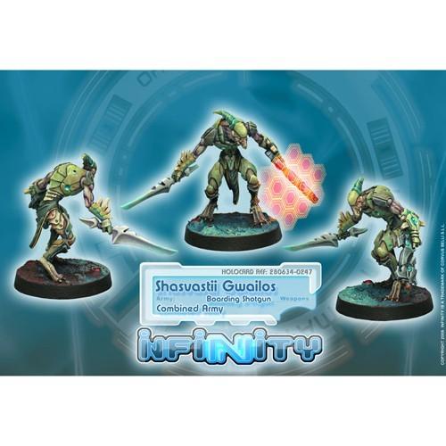 Infinity: Combined Army Shasvastii Gwailos (Boarding Shotgun) 4HTBXQTKBAVDP