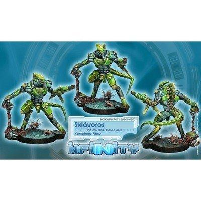 Infinity: Combined Army Skiavoros (Plasma Rifle)