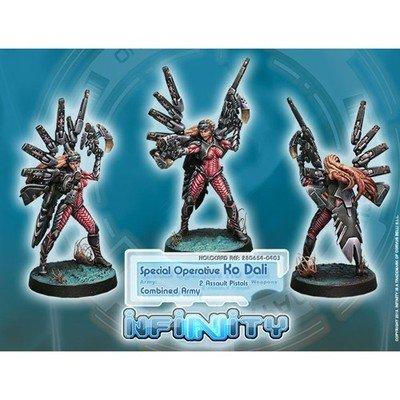 Infinity: Combined Army Special Operative Ko Dali