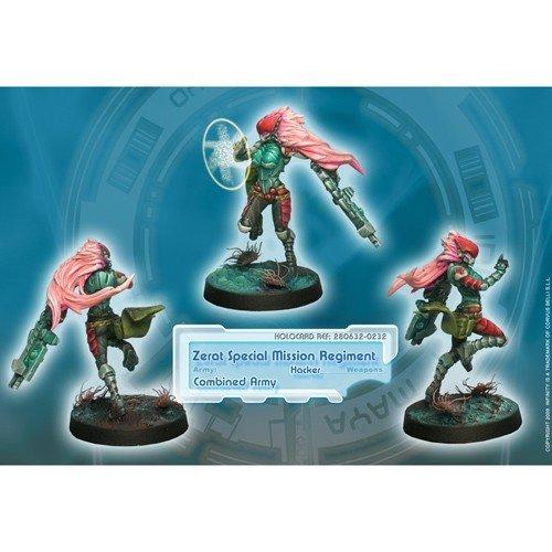 Infinity: Combined Army Zerat (Hacker)