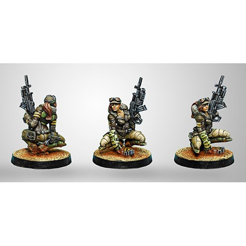 Infinity: HaqqislamHunzakuts (Rifle and Light Grenade Launcher) EG0XPGVGWJR6Y