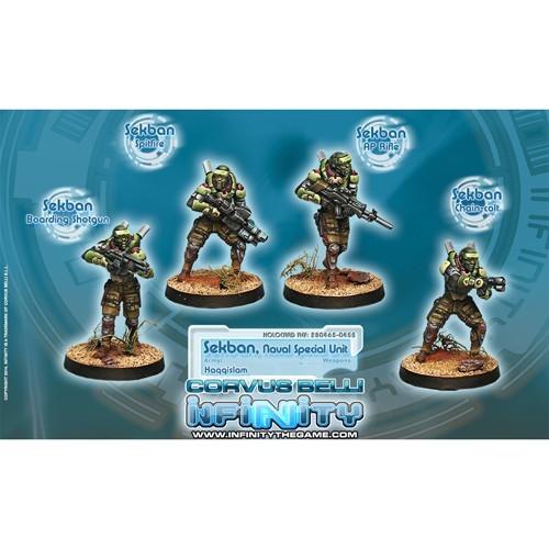 Infinity: Haqqislam Sekban Special Naval Unit KG3EJEAJSVTQ8