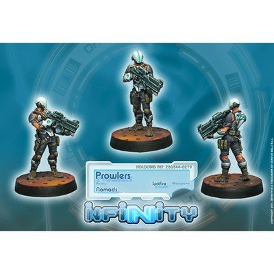 Infinity: Nomads Prowlers (Spitfire)