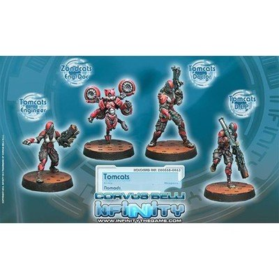 Infinity: Nomads Tomcats, Special Rescue Team