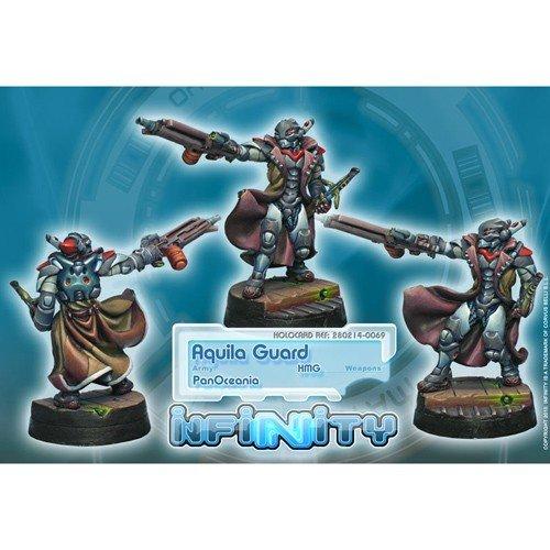 Infinity: PanOceania Aquila Guard (HMG)