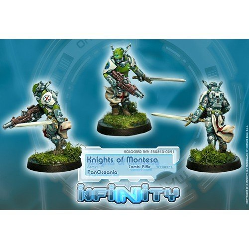 Infinity: PanOceania Knights of Santiago (4)