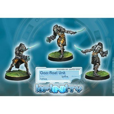 Infinity: Tohaa Gao Rael (Spitfire)