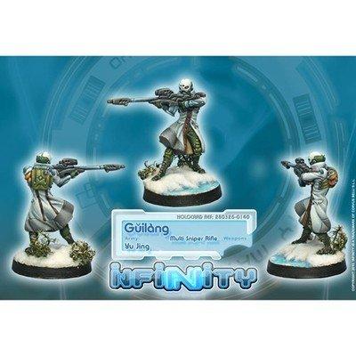 Infinity: Yu Jing Guilang (Ghost Wolfs) (Sniper)