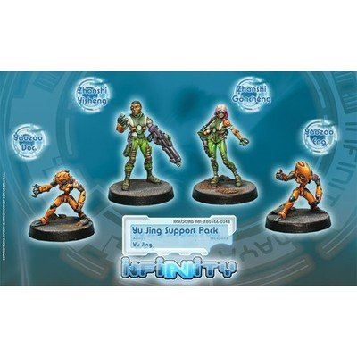 Infinity: Yu Jing Yu Jing Support Pack